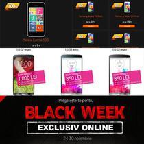 Black Friday in telecom