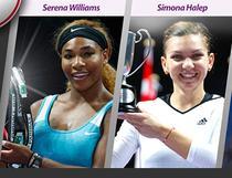 Serena Williams/Simona Halep