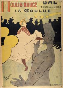 Expozitie Toulouse-Lautrec la Bank Austria Kunstforum Wien
