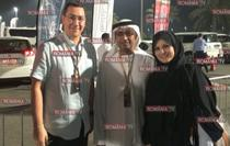 Victor Ponta in concediu in Emiratele Arabe Unite