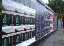 Grenoble interzice publicitatea stradala