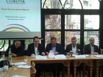 Reprezentanti ai Coalitiei pentru Dezvoltarea Romaniei