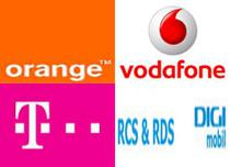 Angajamente propuse de Orange, Vodafone, Telekom si RCS-RDS