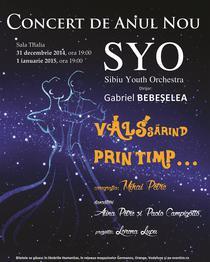 Concert de Anul Nou la Sibiu