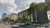 Cladirea in care isi are sediul Enel pe bld Ion Mihalache, Bucuresti
