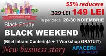 Conferinta New Business Story - Afaceri.ro Bucuresti