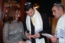 Nunta traditionala evreiasca - Adrian Roca-Rozenberg