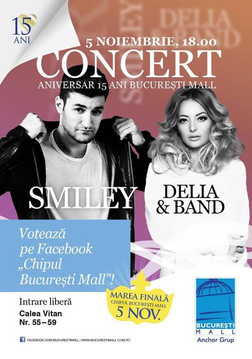 Concerte Bucuresti Mall