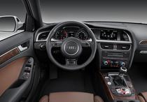 Interior de Audi A4 Avant