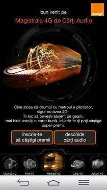 Metrou Orange 4G
