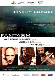 Fantasm Trio - Maurer, Ban, Maneri