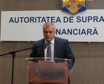 Cornel Coca Constantinescu, Prim-vicepresedinte ASF