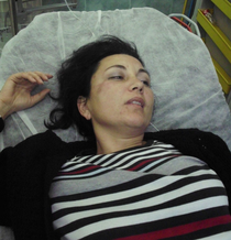 Monica Sasarman, consilier al Opozitiei, batuta in Bistrita