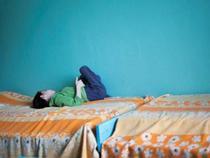 Copil dintr-un centru de plasament