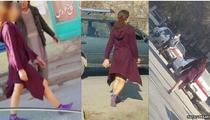 Femeia misterioasa din Kabul