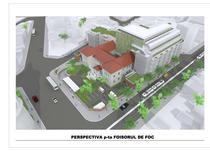 Simulare cum va arata spitalul Foisor dupa extindere