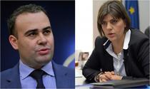 Darius Valcov si Laura Codruta Kovesi