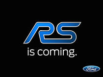 Teaser Ford Focus RS 2015