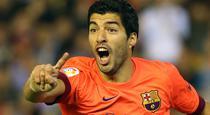 Luis Suarez, fara gol contra celor de la Getafe