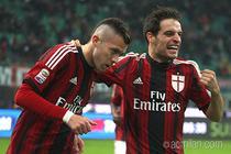 Menez si Bonaventura, goluri pentru Milan