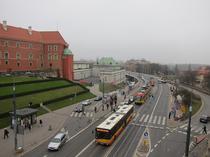 Panorama Varsovia