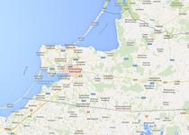 Localizare Kaliningrad