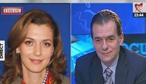 Alina Gorghiu si Ludovic Orban