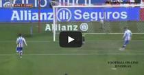 Golul marcat de Ruben Alcaraz