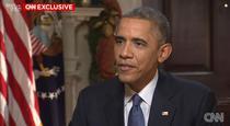 Barack Obama la CNN