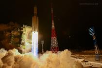 Lansarea versiunii grele a rachetei Angara
