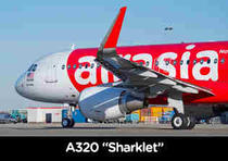 Airbus A320 al AirAsia