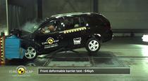 Dacia Logan MCV la teste