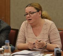 Anca Alexandrescu, judecatoare la ICCJ