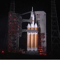 Capsula spatiala Orion, gata de lansare
