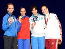Simona Gherman, aur la Grand Prix