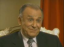 Ion Iliescu, interviu la Russia TV