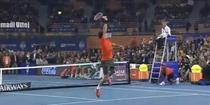 Roger Federer, ce lovitura!