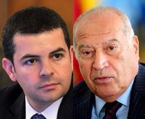 Daniel Constantin si Dan Voiculescu