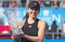 Simona Halep, campioana la Shenzhen