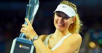 Maria Sharapova, campioana la Brisbane