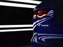 F-PACE teaser foto