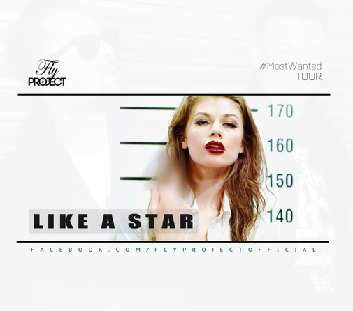 Like a Star - Fly Project