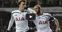 Vlad Chiriches, gol pentru Tottenham