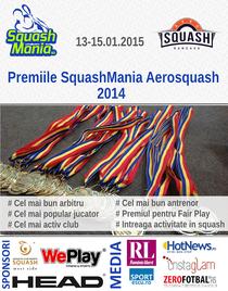 Premiile SquashMania