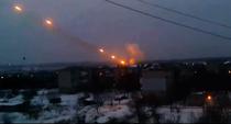 Lupte intense la aeroportul din Donetsk