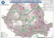 Autostrazile si drumurile expres de 28 de miliarde de euro din strategia Romaniei