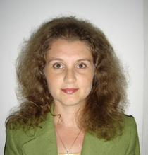 Calu Monica, membru al boardului Asociatiei Parakletos