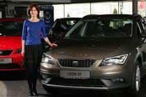 Ruxandra Soare - Brand Manager SEAT Romania
