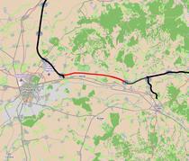 Autostrada Timisoara - Lugoj, Lot 2