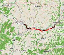 A3 Campia Turzii - Ogra - Targu Mures